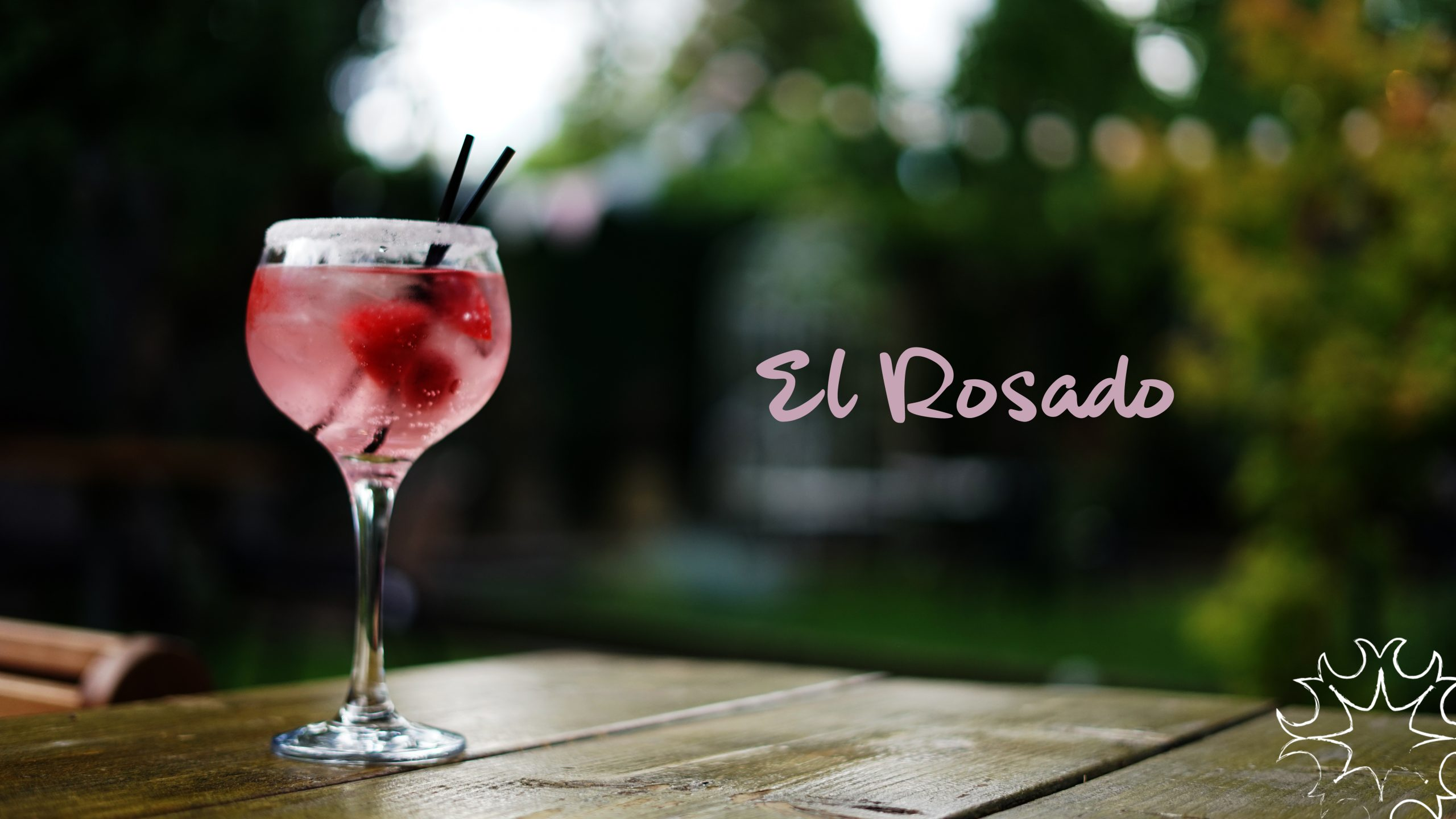 El Rosado Cocktail