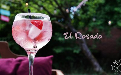 New Cocktail – El Rosado