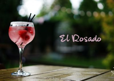 Drinks 006 - El Rosado