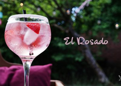 Drinks 007 - El Rosado