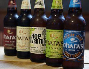 Local Beer at Mimosa