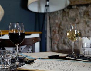 Group Bookings - Wine List